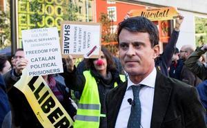 Valls rechaza pactar con Vox en Andalucía porque «no puede haber ningún compromiso» con la extrema derecha»