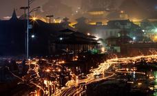 Devoción en Kathmandu