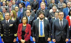 La Constitución se festeja entre llamadas para su reforma y el freno al separatismo