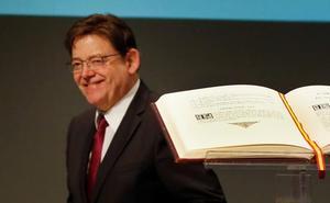 Puig aplaude la admisión a trámite del recurso de su gobierno contra el 'trasvase cero'