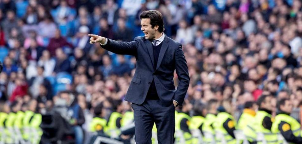 Solari: «Estoy muy contento por Isco, por Asensio, por Vinícius...»