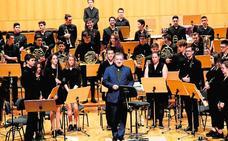 El Batel acoge el domingo un concierto benéfico de la Federación de Bandas