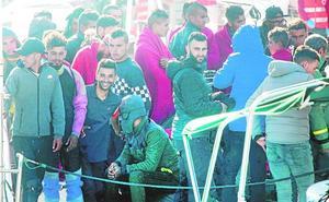 Cuatro nuevas pateras elevan a 269 la cifra de inmigrantes llegados en los últimos días