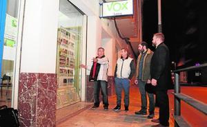 Miembros de Vox denuncian haber sido agredidos en su sede de Lorca
