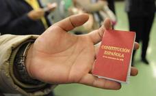 Alumnos de Secundaria medirán cuánto saben sobre la Constitución