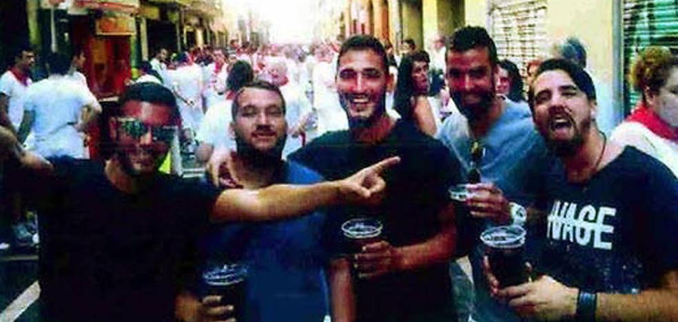La Fiscalía solicita el ingreso en prisión de los cinco miembros de 'La Manada'