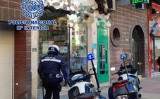 Detienen a un atracador tras asaltar dos farmacias en Murcia