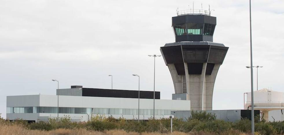 El plan de emergencias del aeropuerto tiene un radio de acción de 8 kilómetros