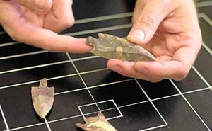 Lo que las piedras dicen de la evolución humana