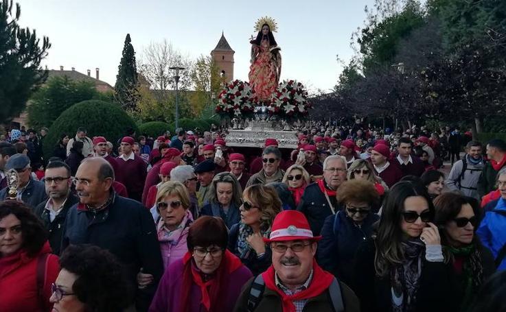 Pasión y fervor en Totana por La Santa