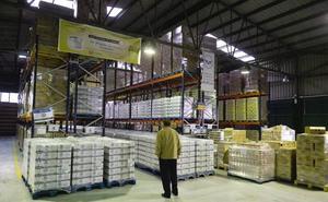 Derechos Sociales aporta 20.000 euros al proyecto del Banco de Alimentos de Murcia