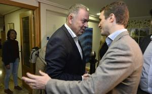 Miras: «Casado se ha comprometido más en una hora que el PSOE en 20 años»
