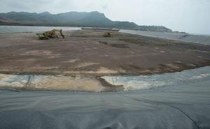 El PP exige reanudar las obras de Portmán «tras 6 meses paradas»