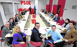 El PSOE afila su vanguardia
