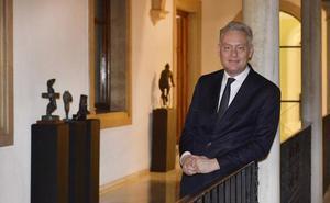 Simon Manley: «Tratamos a una empresa murciana igual que a una de Londres. No queremos aduanas ni aranceles con España y Europa»