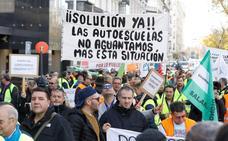 La huelga de examinadores de Tráfico obliga a suspender 185 pruebas en la Región