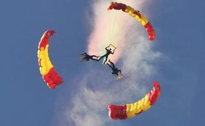 La Base Aérea de Alcantarilla se viste de gala para celebrar el día de su patrona