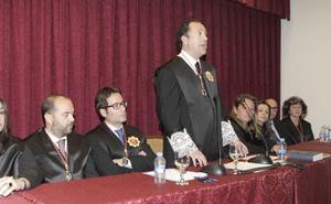 Ángel García Aragón, reelegido como decano del Colegio de Abogados