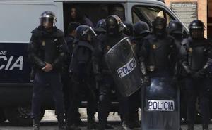 Interior enviará a Cataluña a 400 antidisturbios para blindar el Consejo de Ministros en Barcelona