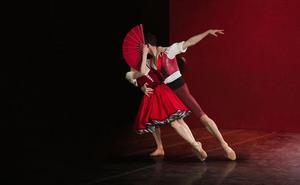 El ballet 'Don Quixote'