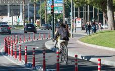 Los ciclistas de Murcia solo podrán ir por la calzada o los carriles bici, no por las aceras