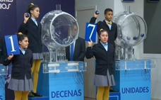 Terminaciones de cuatro cifras ganadoras de la Lotería del Niño