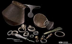 El PSRM denuncia que Cultura se lleve piezas de La Almoloya al museo arqueológico de Murcia