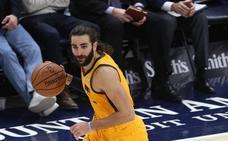 Las buenas actuaciones de Rubio e Ibaka no evitan derrotas de Jazz y Raptors