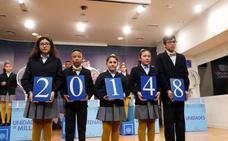 20148, tercer premio de la Lotería del Niño