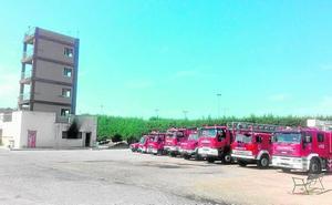 La Comunidad invertirá 450.000 euros en el parque de bomberos de Cieza