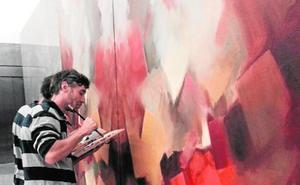 Murales de Carlos Pardo en Murcia