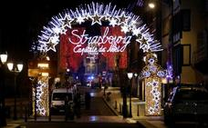 El tiroteo en el mercado navideño de Estrasburgo, en imágenes