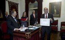 Castejón, presidenta de honor de la Económica