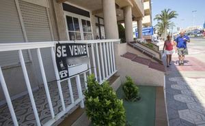 La Región, segunda comunidad con mayor subida en venta de vivienda en el tercer trimestre