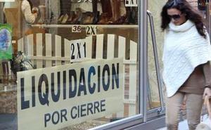 La Región lidera el incremento de sociedades disueltas en octubre