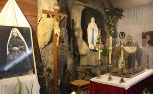 La Diócesis de Cartagena recibe las reliquias de Santa Bernadette en su primera visita a España