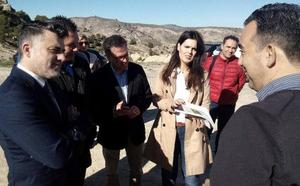 Cultura solicita ayuda al Gobierno de España para la recuperación del castillo de Mula
