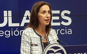 Fuentes: «El PSOE está desautorizado para hablar de lucha contra la violencia de género»