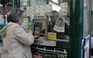 El sorteo diario de la ONCE deja 70.000 euros en Totana