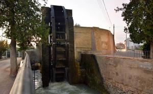 Dos acequias y un acueducto reviven con el plan de la Rueda de La Ñora