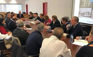 El Ayuntamiento de Murcia promete una «estrecha vigilancia» sobre la rehabilitación de La Paz