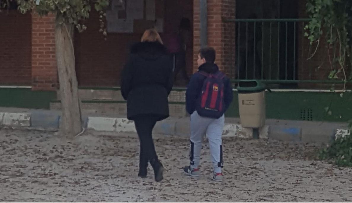 Una familia de Molina recurre al Defensor del Pueblo la expulsión de su hijo discapacitado del colegio