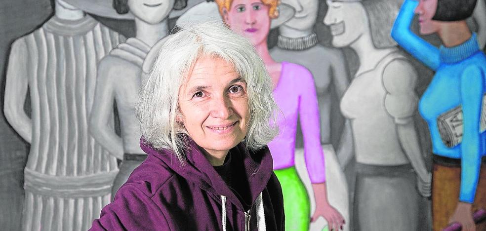 Belén Gopegui: «Me inquieta la crisis de la salud mental de millones de personas»