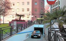 La antigua comisaría será demolida para construir la sede de Aguas de Lorca