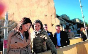 Cultura pide al Gobierno central que se implique en la restauración del castillo de Mula