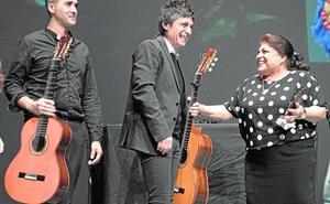 Nunatak, Perro y el bailaor Juan Ogalla, triunfadores en los Premios de la Música