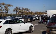 Un recurso judicial retrasa tres meses la rebaja del 25% en el parking del Santa Lucía