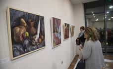 Exposición de la Asociación de Pintores con la Boca y con el Pie