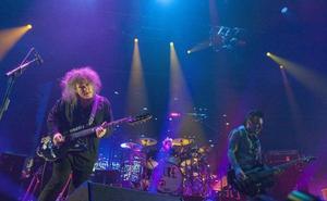 The Cure, Radiohead y Janet Jackson entran en el Salón de la Fama del Rock