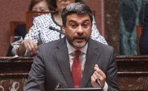 El PSOE presenta una enmienda a la totalidad a los presupuestos de la «resignación»